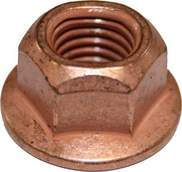Nakrętka wydechu M8x1.25 klucz 12 - GRUBYGARAGE - Sklep Tuningowy